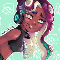Marina - Splatoon 2 by knakins