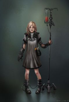 Character Design - Lily by Showmeyourmoves