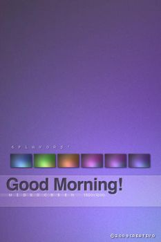 Good Morning by ccreativo