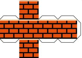 Brick Block Template by Cypher7523