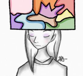 A Frame of Mind by Hywella-ARts
