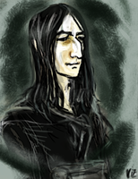 Young Severus by Vizen