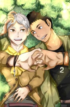 DaiSuga: The Forrest by ototobo