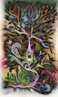 tree of life by penngregory