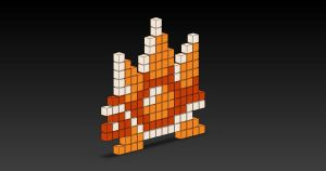 8-Bit Spiny by JoeCoool