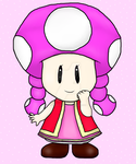 Toadette by NoTeethBilly