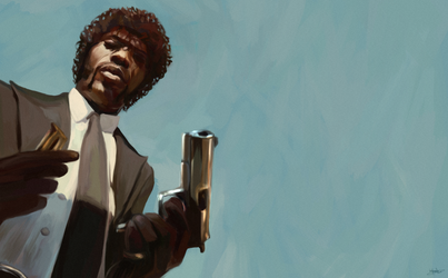 Jules Winnfield by NoahBDesign