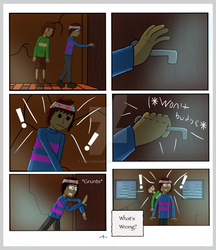 Undertale: The Rescue Op - Page 4 by CrackerHumps