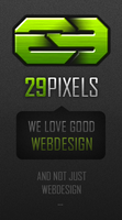 we love good webdesign by 2NiNe