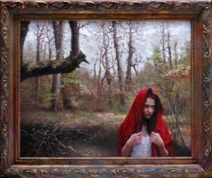 red riding hood by ForlornExistence