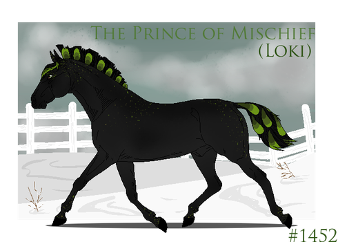 AC Prince of Mischief* #1452 by JC-Nordanner