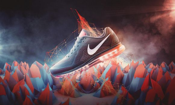 Nike Air Max 2014 by genosolido