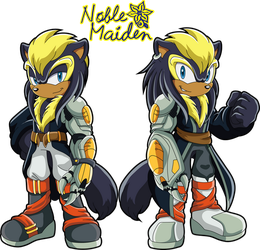 Talon and Claw The Wolverines by Noble-Maiden
