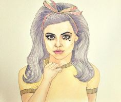 Marina and the Diamonds by grandiosedelusions