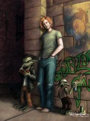 The Goblin Gang by MelissaFindley