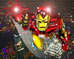 IronMan_Tyndall and Beltran by BigRob1031