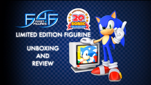 First 4 Figures 20th Anniversary Sonic Review by Cobra-Roll