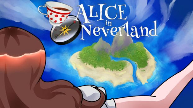 Visual Novel: Alice in Neverland by MissVeronicaMarie