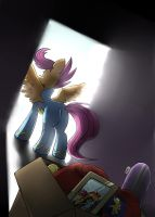 Leaving the Past Behind by UC77
