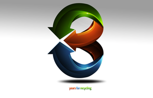 3 years for recyling by MagicMode