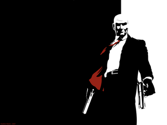 Hitman by AngelPop