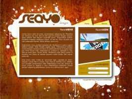 Website Portfolio 2 by seayo