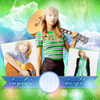 PNG Pack(4) Taylor Swift by blacktoblackpngs