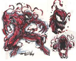 SOTD: CARNAGE by deemonproductions