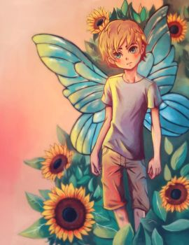Fairy boy by princetLepur