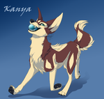 Diamond Woofer, Kanya-Comm by ADAxel