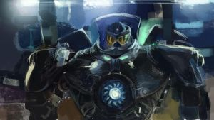 Pacific Rim - Gipsy Danger by Silberius