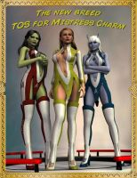 The New Breed - TOS for Mistress Charm by PDSmith