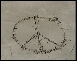 Peace by caitlinwithasea