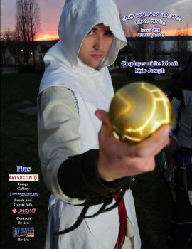 CosplayNYC Magazine February 2013 by CosPlayNYC