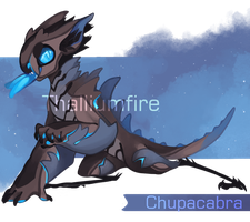 Chupacabra by NebNomMothership