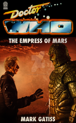 New Series Target Covers: Empress of Mars by ChristaMactire