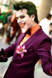 Los Angeles Comic Con 2016 the Joker Cosplay by Joel111011