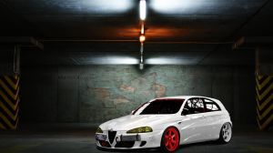 Alfa 147 by Martinstojcev