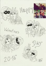 Happy Valentines Day by miawell1990