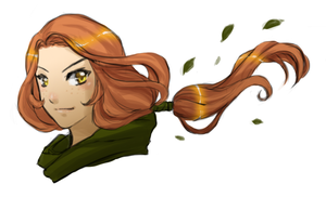 Dota2 - Windrunner by spidercandy