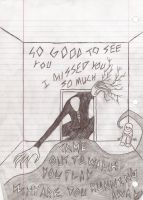 Slender Man - GOOD TO SEE YOU by Tootiredtomakename