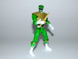 Mighty Morphin Green Ranger Action Hero by LinearRanger