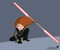 kp - sith kimmie by Tenshichan1013