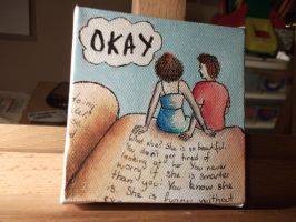 Okay by Claire-Lumsden