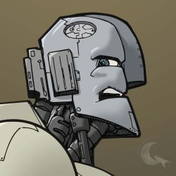 If I was a robot... by SamGarland