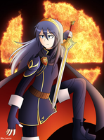They are back... (Lucina) by TianaLanster