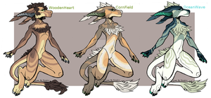 Anthro Auction New6 [CLOSED] by Niyxxx
