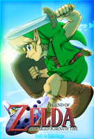The Fabled Ocarina of Time - Book 1: Child Saga by SiscoCentral1915