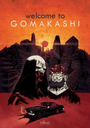 welcome to GOMAKASHI by Santolouco