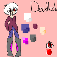 Deadlock :REF: by Bonnieart04
